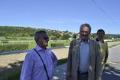Prezident Zeman, dostihový den