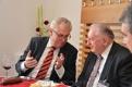 Prezident Zeman a František Čuba