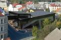 Celkový pohled na návrh multifunkčního kulurního centra Václava Havla