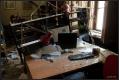 Exploze zcela zdemolovala kanceláře místních zaměstnanců.