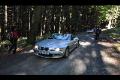 Kolona luxusních BMW se proháněla po Šumavě
