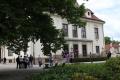 Kramářova vila: zahrada