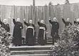 Katolická církev žehná nacistům