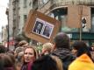 17. listopad na Národní třídě byl ve znamení protestu proti Zemanovi.