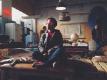 Exotická zpěvačka Tonya Graves v seriálu Lovci zážitků