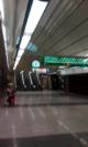 Stanice Nádraží Veleslavín ve čtvrtek 2. dubna