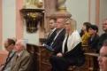 Ministryně Karla Šlechtová při návštěvě kláštera Teplá