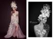 Tento model již potřetí pro Českou Miss Earth vytvořila Marie Stará z módní manufaktury Rodná Hrouda.