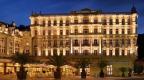 Grandhotel Pupp je perlou Karlových Varů již déle než tři století