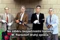 Vtipy na Ransdorfovo zatčení se objevily na sociálních sítích hned v pátek.
