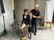 Ze zákulisí focení Pirelli 2016: Yoko Ono