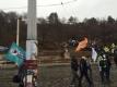 Pirátská demonstrace v sobotu 20. 2.