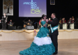 Gabriela Kratochvílová s jabloneckým primátorem Petrem Beitlem