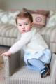 malá princeznička Charlotte