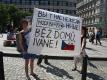 Sobotní Václavské náměstí: Noční vlci i pochod za legalizaci marihuany