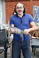 Křest mláďat v Krokodýlí ZOO Protivín