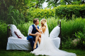 Svatba jak z reklamy