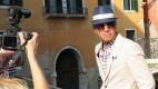 Janek Ledecký natočil v Benátkách klip