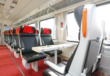 Nové vlaky na sever Čech a do Německa