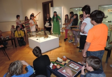 Otevřená muzea a galerie