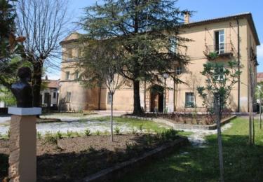 Palácová budova Palazzo Corrado