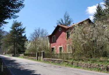 Domek Casa cantoniera