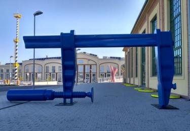 Bluetoo_ , autor Marc Moser, Plzeň