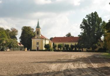 Národní hřebčín v Kladrubech nad Labem