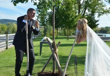 A zasadili jsme strom