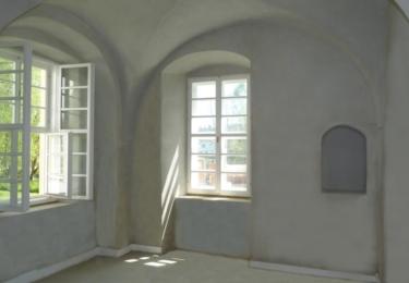 Pohled do interiéru
