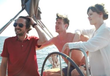Natáčení v Řecku
