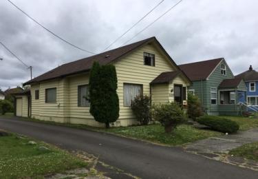 Dům, kde Kurt žil s rodiči a pak už jen s mámou