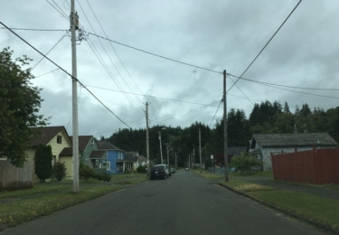 Aberdeen, Kurtova ulice