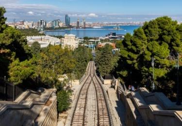 Ázerbájdžán - Baku
