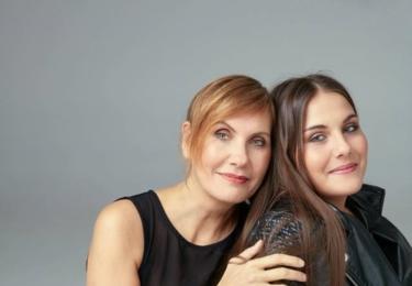 Eva Turnová a Johana Dobrá: Máma s dcerou