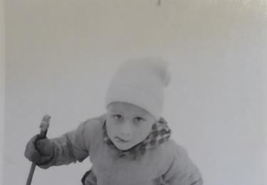 Janek Ledecký v roce 1967