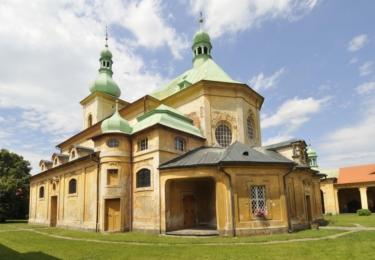Kostel Navštívení Panny Marie v Horní Polici