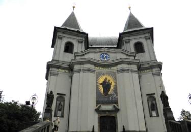 Svatý Hostýn na Kroměřížsku