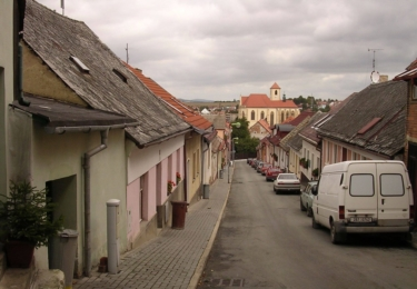 Zachovalá židovská čtvrť v Boskovicích, foto Martin Maršoun