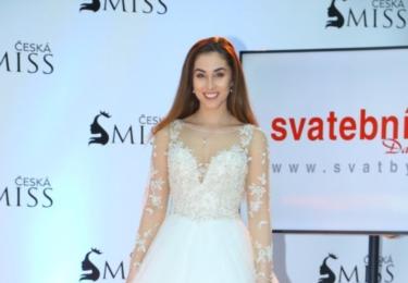 Michaela Habáňová, Česká Miss 2017