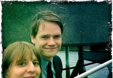 Markéta Irglová, Facebook: Se svým současným islandským přítelem