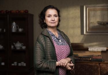 Veronika Freimanová v TV filmu Můj strýček Archimédes