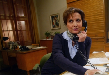Veronika Freimanová v seriálu Vyprávěj