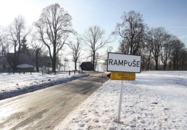 Příjezd do Rampuče