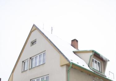 Dům, který nechtěl malíř malovat