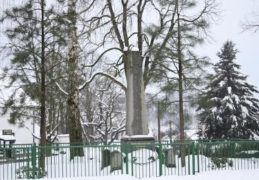 Křečovický památník