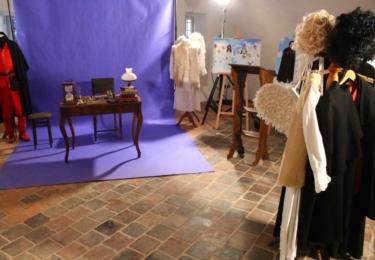 Výstava k filmu Anděl Páně 2, který se točil v Krumlově, bude mít o Velikonocích dernisáž