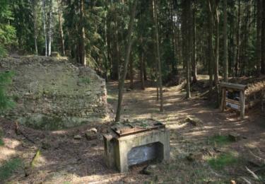 Bývalý zlatodůl