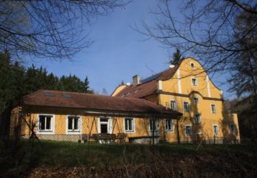 Bývalá budova vedení zlatodolu