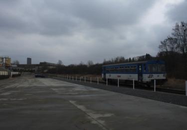 Vlak Hracholusky